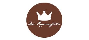 Raumerfüller Raumausstatter Logo